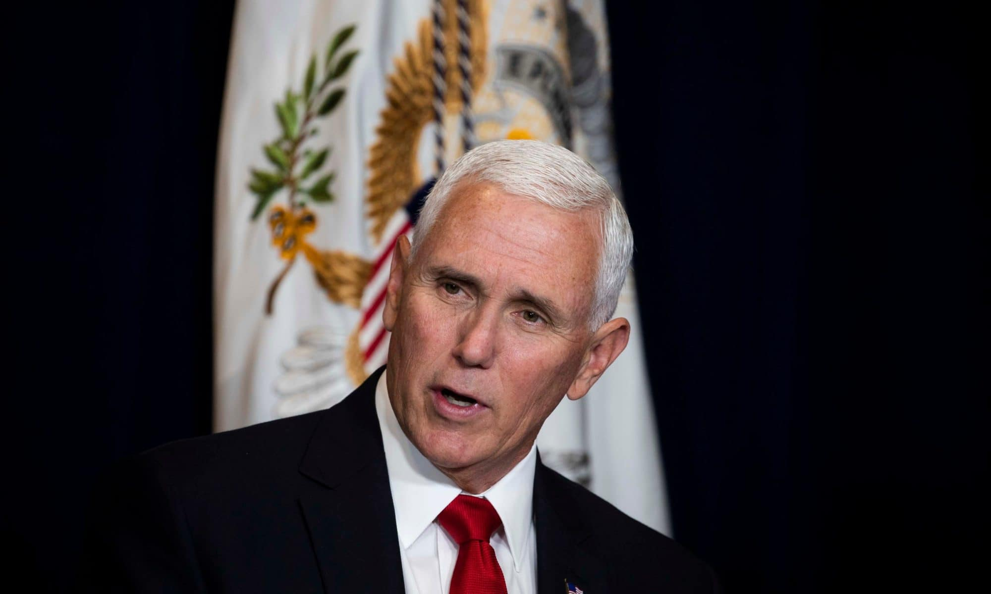 House impeachment requests Ukraine documents from Mike Pence