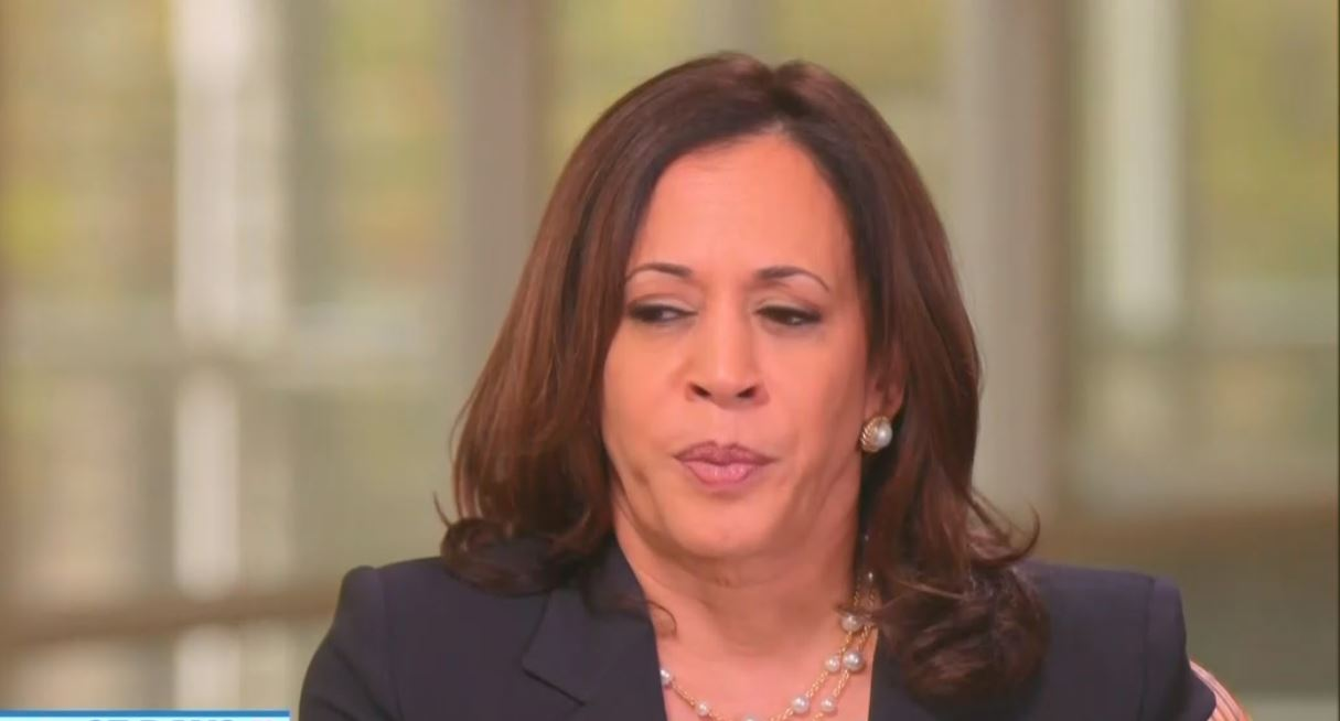 Kamala Harris says what Trump and Pence won't on Jacob Blake shooting