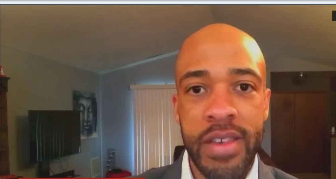 Mandela Barnes on CNN