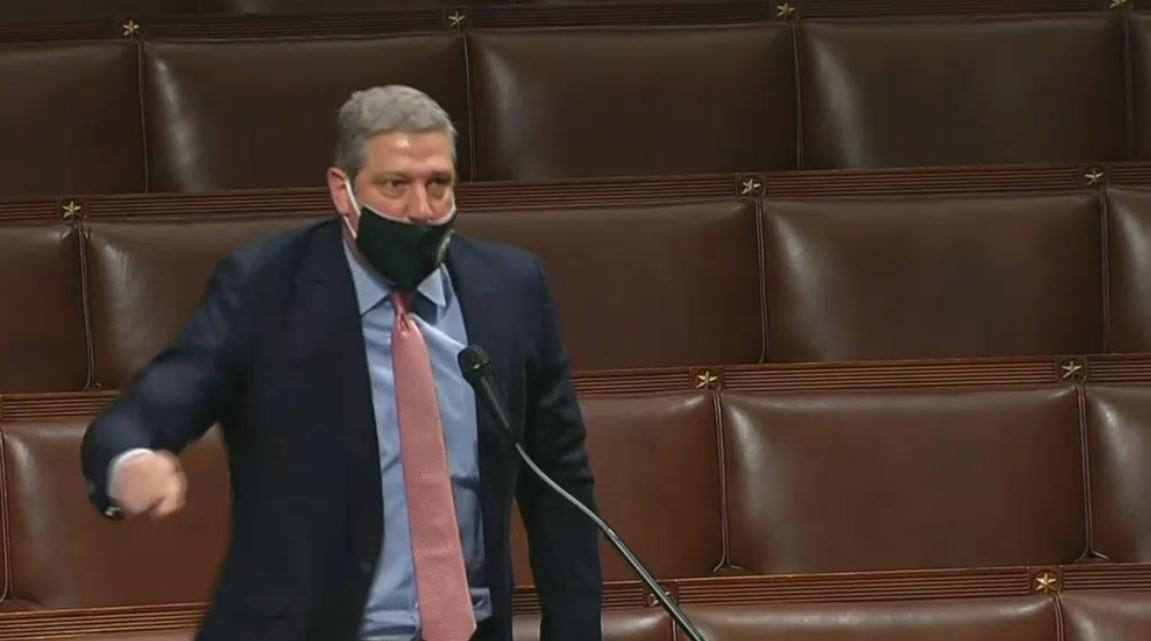 Tim Ryan on the House floor