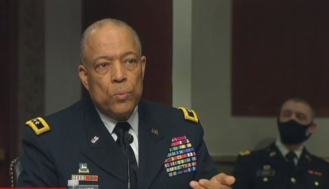 DC National Guard Commander testifies before the Senate on Capitol attack